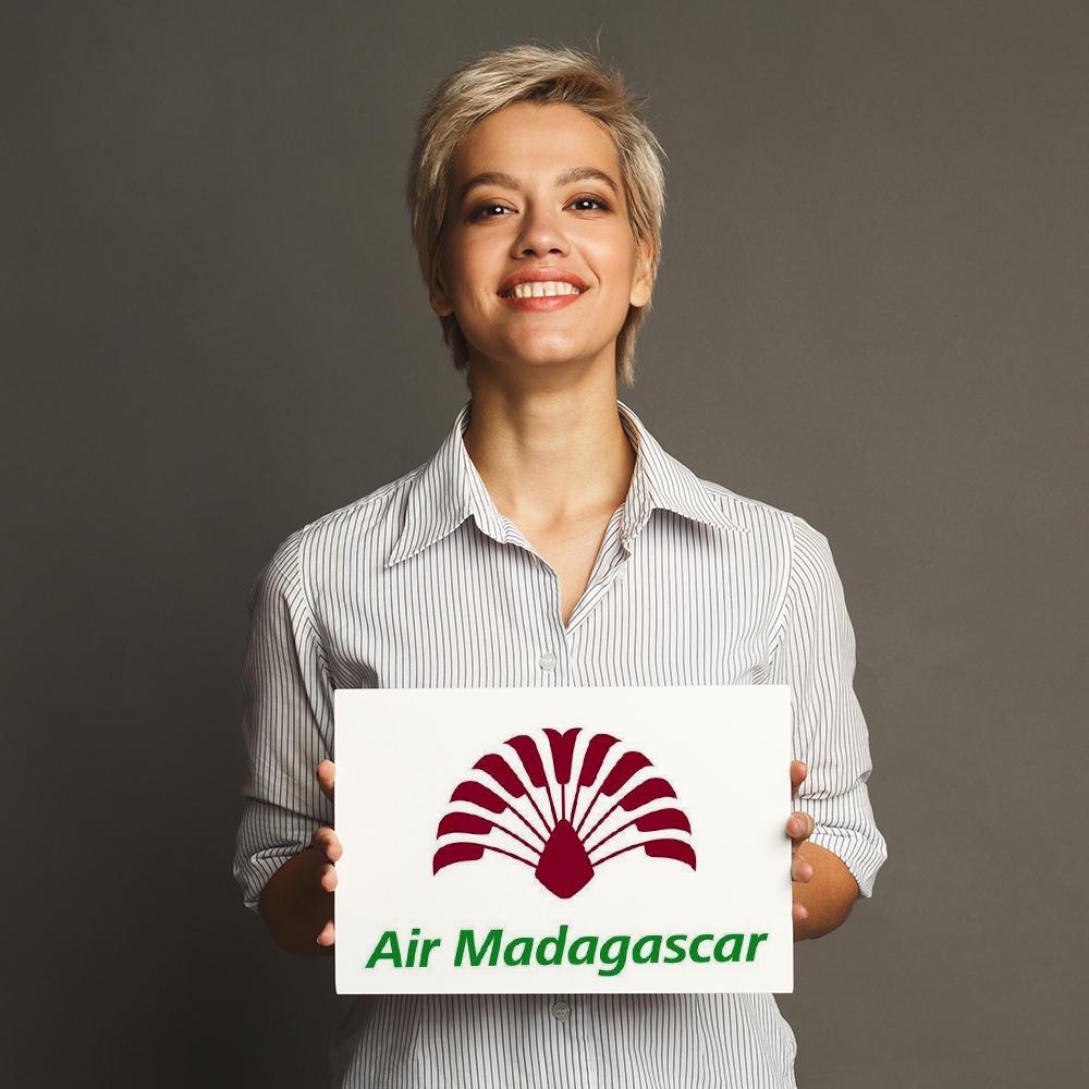 Air Madagascar - FVS onboard solutions