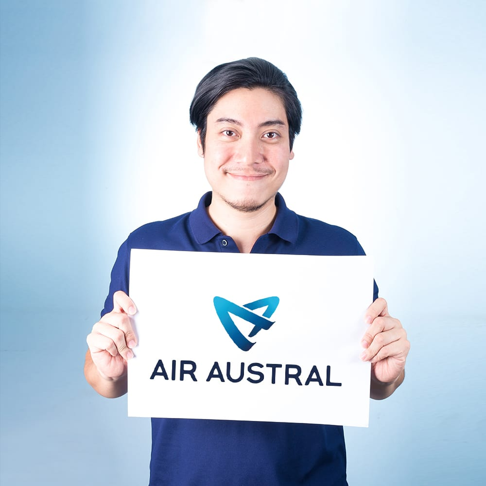 Air Austral - FVS Onboard solutions